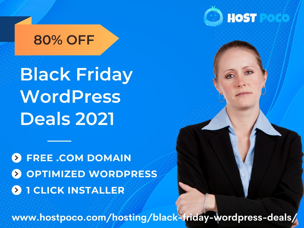 Black Friday WordPress Deals 2021